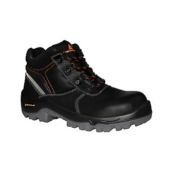 Delta Plus Mens Phoenix Composite Leather Safety Boots