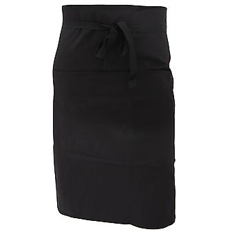 Dennys Ladies/Womens Economy Waist Workwear Apron