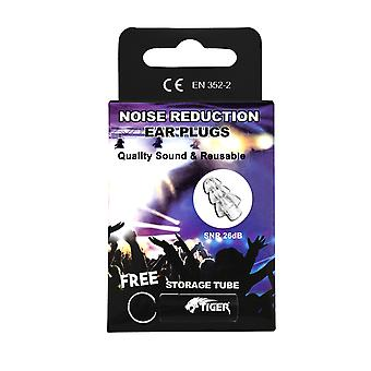 Tiger Musicians Earplugs Noise Cancelling Hearing Protection,