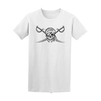 القراصنة الرمز مع السيوف المحملة الرجال-الصورة عن طريق Shutterstock