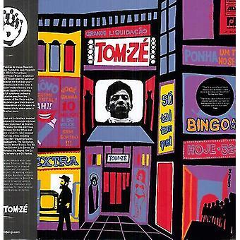 Tom Ze - Grande Liquidacao [Vinyl] USA import