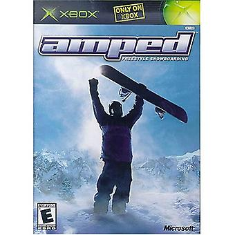 Amped  Game - New