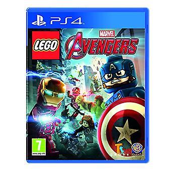 LEGO Marvel Avengers (PS4) - New