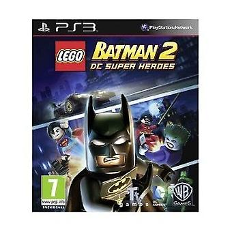 Lego Batman 2 DC Superheroes Essentials (PS3) - New
