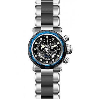 גברים האינוויקטה ' s 80298 שמורת אנלוגי הצגת קוורץ שוויצרי 2 טון שעון