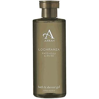Lochranza Mens Bath & Shower Gel de Arran