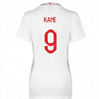 2018-2019 England Home Nike Womens Shirt (Kane 9)