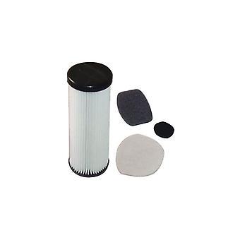 VAX VS190APP filtro impostato il filtro vuoto