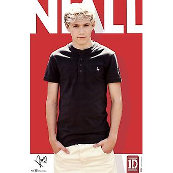 One Direction - Niall Horan Poster Print