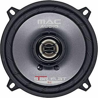 Mac Audio STAR FLAT 13.2 2 way coaxial flush mount speaker kit 250 W Content: 1 Pair