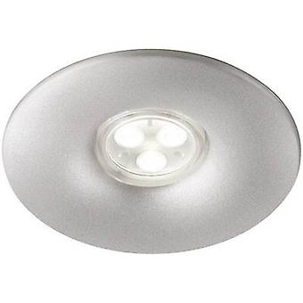 Philips verlichting Aquila 598304816 LED inbouw licht 7.5 W Warm wit Aluminium