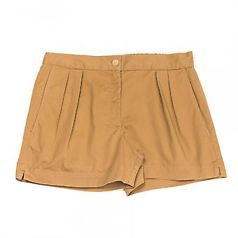 French Connection French Connection Collman Cotton Pleat Womens Shorts