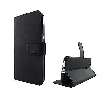 Handyhülle Tasche für Handy Huawei Nova Schwarz