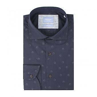 Tresanti Dots Print Mens Shirt