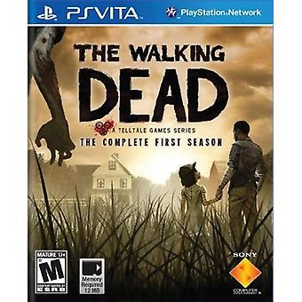 The Walking Dead - A Telltale Games Series Playstation PS Vita Game