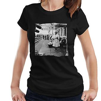 T-shirt TV volte Sister Rosetta Tharpe Blues Gospel Train femminile