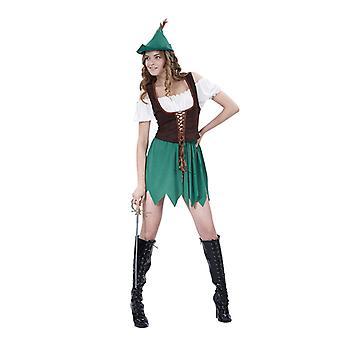 Disfraz de Robin Hood Lady Bnov (presupuesto)