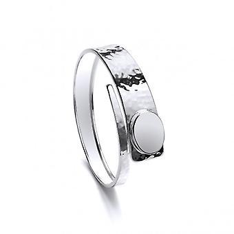 Cavendish francese argento serpente braccialetto