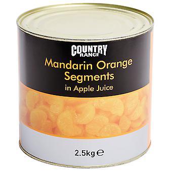 Country Range Mandarin Orange Segments in Juice
