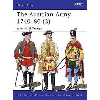 Austrian Army 174080 Specialist Troops v.3 par Philip J Haythornthwaite