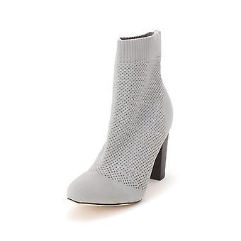 Mia Womens Marilou Fabric Almond Toe Ankle Fashion Boots