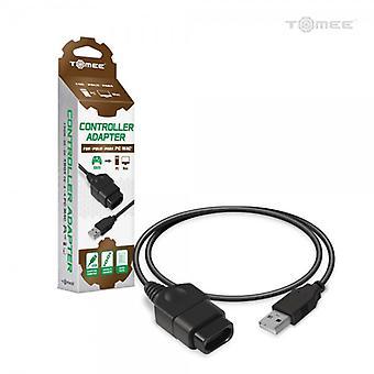 Adapter do kontrolera dla konsoli Xbox do PC / Mac - Tomee