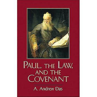 Paweł - prawo - i Przymierza przez Andrew Das - 9780801045998 książki