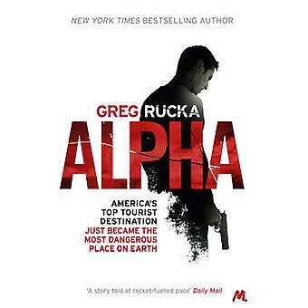 Alpha av Greg Rucka - 9781444733945 bok