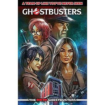Ghostbusters - de nya Ghostbusters av Erik Burnham - Dan Schoening-