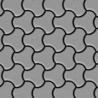 Kovová mozaika nerezová slitina-S-S-MA