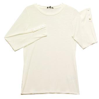MARBLE T-Shirt 5134 Black Cream Or Ice Blue