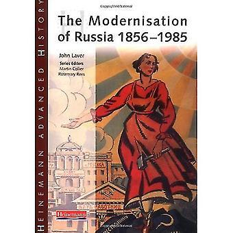 La Modernisation de la Russie 1856-1985 (Heinemann avancée historique)