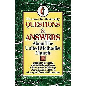 Frågor och svar om Förenade Metodistkyrkan