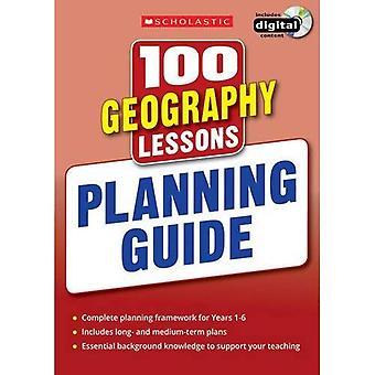 100 lekcji geografii: Planowanie Przewodnik (100 lekcji - 2014 programu nauczania)