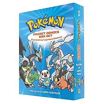 Pokemon Tasche-Comics-Box-Set