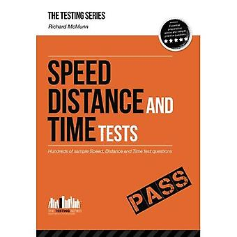 Speed, Distance and Time Questions