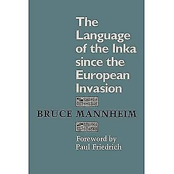 Språket i Inka siden europeiske invasjonen (Texas lingvistikk serien)