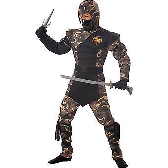 Spiceal Officer Ninja Costume
