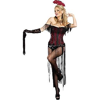 Miss Burlesque Adult Costume