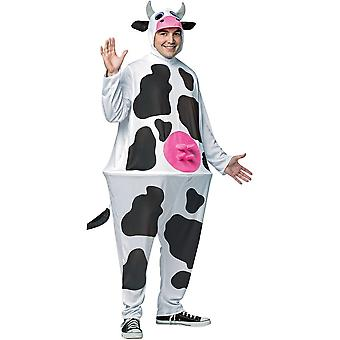 Cow Hoopster Adult