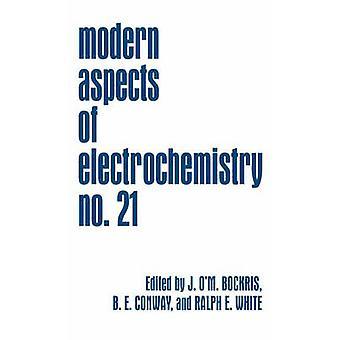 الجوانب الحديثة كهربية 21 من Bockris & جون OM.