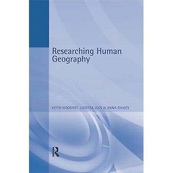 Erforschung von Hoggart & Keith Humangeographie