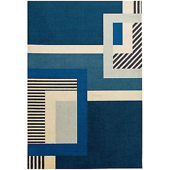 Riley Rl01 Rugs In Blue