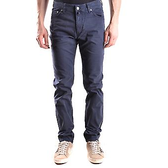 Gant Ezbc144017 Men's Blue Denim Jeans