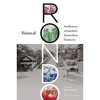 Voices of Rondo - Oral Histories of Saint Paul's Historic Black Commun