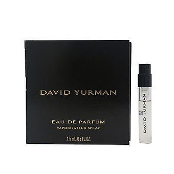David Yurman For Women Eau De Parfum 0.05oz/2ml Spray New