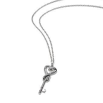 Nur Cavalli Secret Snake Key Halskette