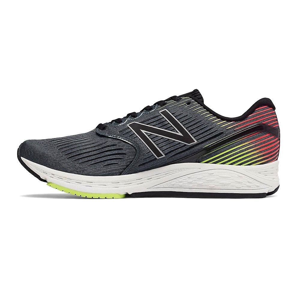 New Balance 890 V6 Mens D Standard Width Lightweight & Responsive Road Running/racing Shoes Grey