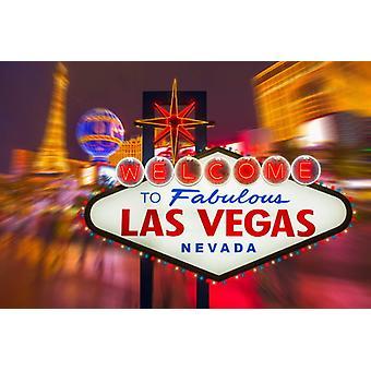 Tapete Mural Fabulous Las Vegas