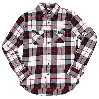 Superdry Sale Lumber Jack Brush Shirt